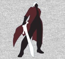 Devil may cry Silhouette by Smileyy753