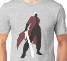 Devil may cry Silhouette Unisex T-Shirt