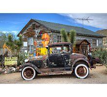 Hackberry Arizona Route 66 Photographic Print