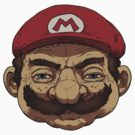 Old Mario by laurxy
