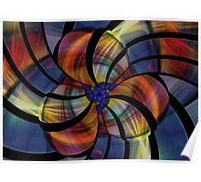 Colorful Abstract! Poster