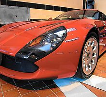 Alfa TZ3 by John Schneider