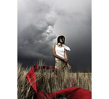 Wind Photographic Print