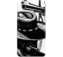Clint Eastwood - Western iPhone Case/Skin