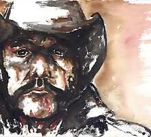 The Outlaw Lemmy Kilmister by density-tmr