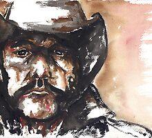 The Outlaw Lemmy Kilmister by density-tmr