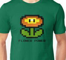 Nintendo 8-Bit Flower Power Unisex T-Shirt