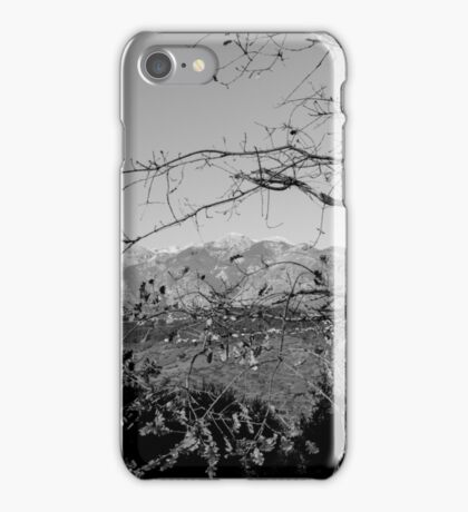 Italian Landscape - The Maiella iPhone Case/Skin