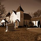 Concord United Methodist Church, Roxboro, NC by Sanguine