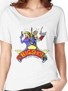 Big Shot Bounty Hunters Women's Relaxed Fit T-Shirt