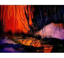 Grateful Colours... Photographic Print