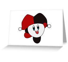 Harley Kirby Greeting Card