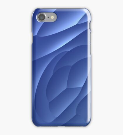Blue Dune (for iPhone, iPod) iPhone Case/Skin