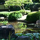 Japanese Garden by Jess Jones
