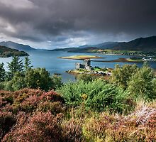 Eilean Donan Outlook by Angie Latham