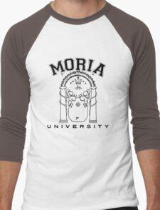 Moria university Men's Baseball ¾ T-Shirt