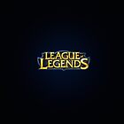 league of legend by Blackyz