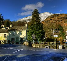 Coniston Village by Tom Gomez