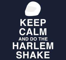 Keep Calm and do the Harlem Shake Kids Tee