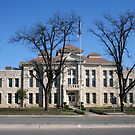 Hondo Texas Court House by Tom Broderick IPA
