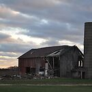 Barn- Northwest Indiana by Jessica Snyder