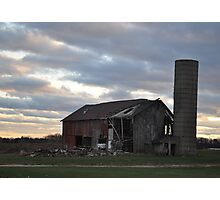 Barn- Northwest Indiana Photographic Print