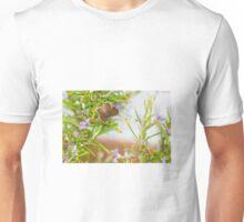 Geranium bronze in my rosemary Unisex T-Shirt