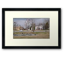 Storm Season 2013 Begins 3 Framed Print