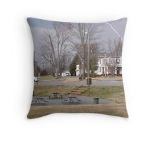 Storm Season 2013 Begins 2 Throw Pillow
