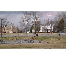 Storm Season 2013 Begins 4 Photographic Print