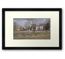 Storm Season 2013 Begins 5 Framed Print