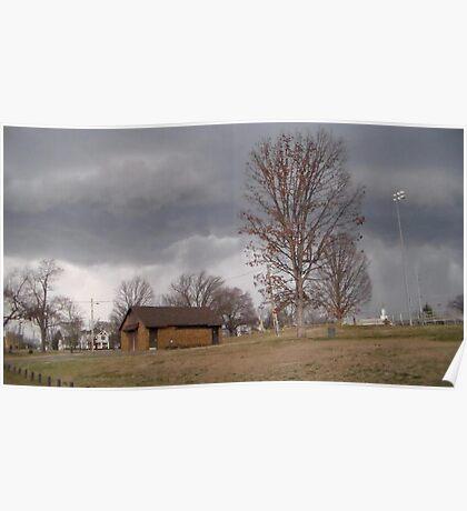 Storm Season 2013 Begins 10 Poster