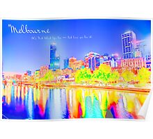 A Colorful Place Poster