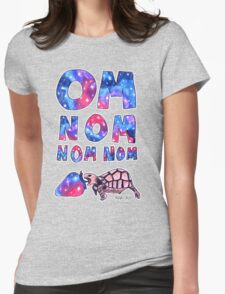 OMNOMNOM TURTLE Womens Fitted T-Shirt