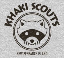 KHAKI SCOUTS by Blair Campbell