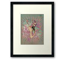 Sweet Madonna Framed Print