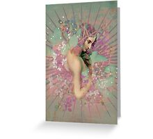 Sweet Madonna Greeting Card