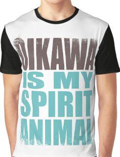 Oikawa is my Spirit Animal Graphic T-Shirt