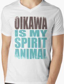 Oikawa is my Spirit Animal Mens V-Neck T-Shirt