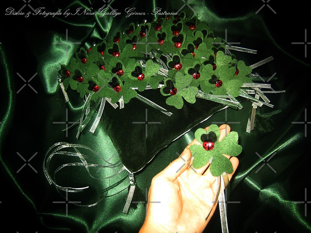 St. Patrick's Day and Celtic Wedding V by INma Gallego Gómez - Pastrana