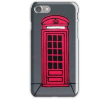 London Calling iPhone Case/Skin