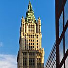 Woolworth Building - New York City by Joel Raskin