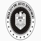 Mega-City One Justice Department Judge Dredd by Fir3Fly