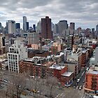 Lower Manhattan Cityscape - New York City by Joel Raskin