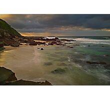 Birdie Beach Sunrise Photographic Print