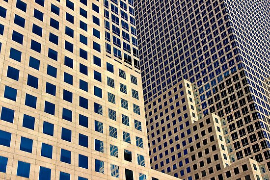 World Financial Center  - New York CIty by Joel Raskin