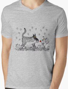 I give you my heart Mens V-Neck T-Shirt