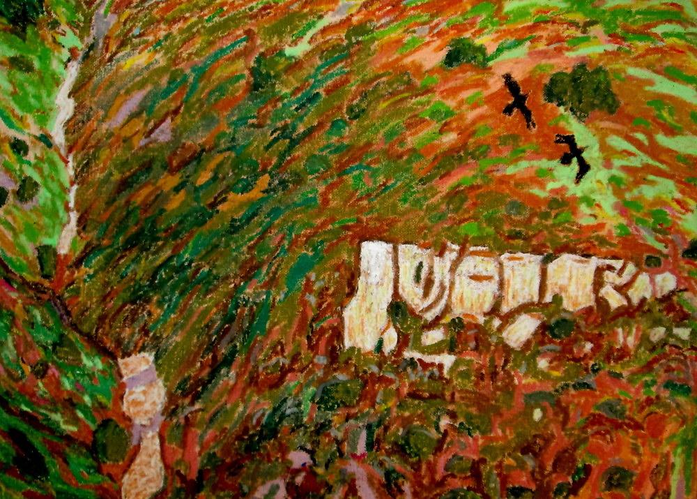 Cahuenga Peak David Olson by David Olson