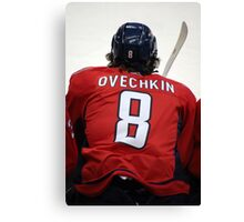 Ovechkin  Canvas Print