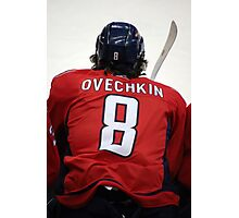 Ovechkin  Photographic Print
